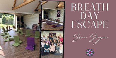 A Rejuvenation Transformational Breath® Day Escape with  Yin Flow tickets