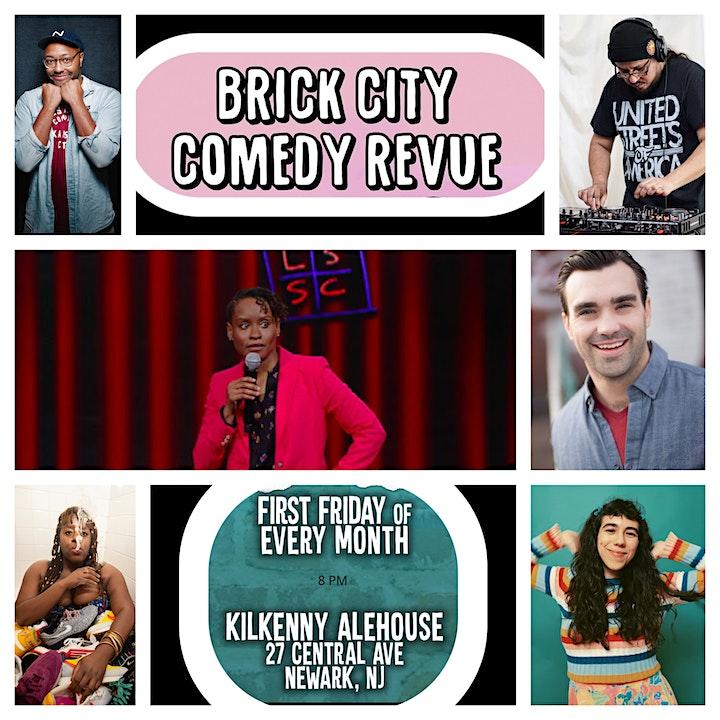 Brick City Comedy Revue image