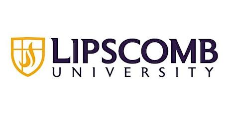 Lipscomb University- Nashville, Tennessee tickets