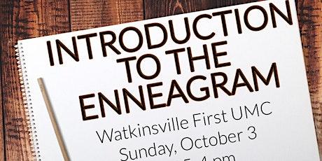 Invitation to the Ennegram Workshop tickets