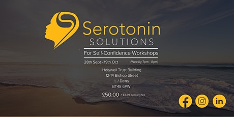 Serotonin Solutions for Self Confidence tickets