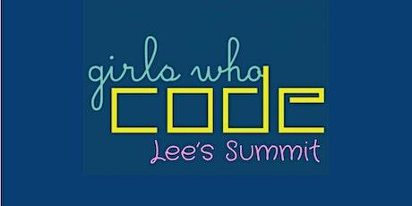 Girls Who Code Lee's Summit Class Semester 1 tickets
