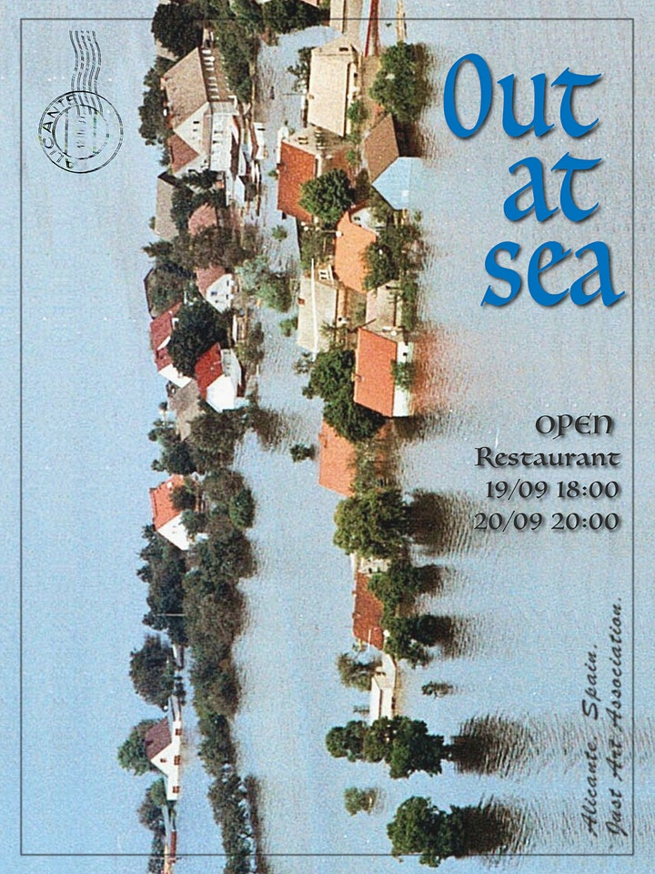 Imagen de Out at Sea / En Alta Mar  (idioma: castellano)--representación + charla