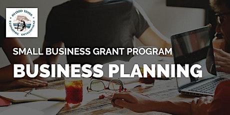 Business Planning Program tickets