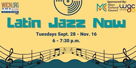 Jazz 101 - Latin Jazz Now entradas