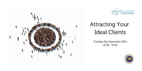 Attracting Your Ideal Clients tickets