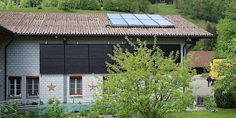 Solarbesuchstage Jürg Richli, Wytor AG Tickets