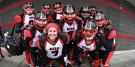Rage - Calgary Elite Women's Tackle Football - Annual Silent Auction tickets