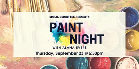 OALA's Social Committee  Virtual Paint Night tickets