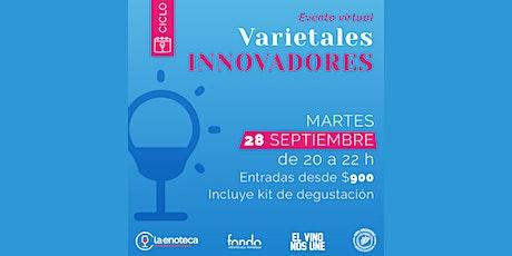 Ciclo Varietales Innovadores entradas