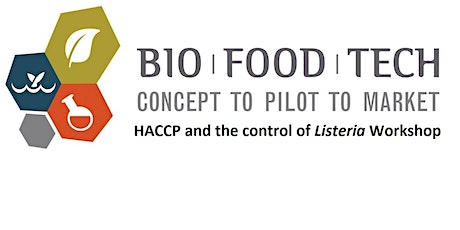 HACCP and the Control of Listeria Workshop tickets