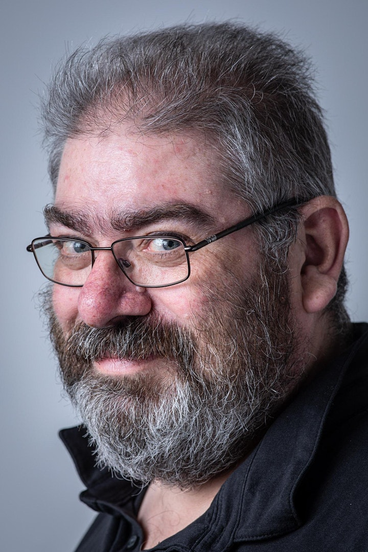 An Evening with Ben Aaronovitch image