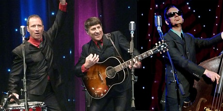Tribute from Elvis to The Beatles with THE NEVERLY BROTHERS tickets