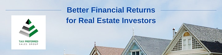 Landlord Tax Savings, TOPA, & 1031 Exchange Alternatives image