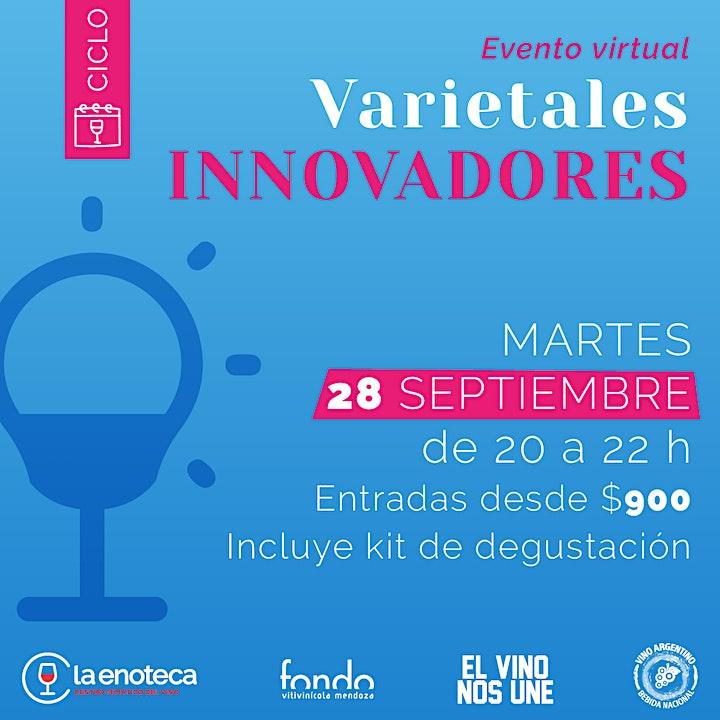 Imagen de Ciclo Varietales Innovadores