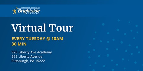 Brightside Academy Virtual Tour of 925 Liberty Ave Location, Tuesday 10 AM tickets