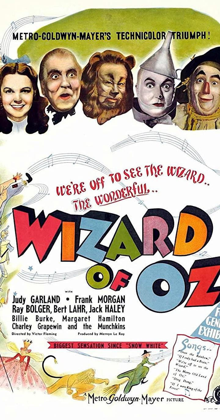 Community Movie Night: THE WIZARD OF OZ image