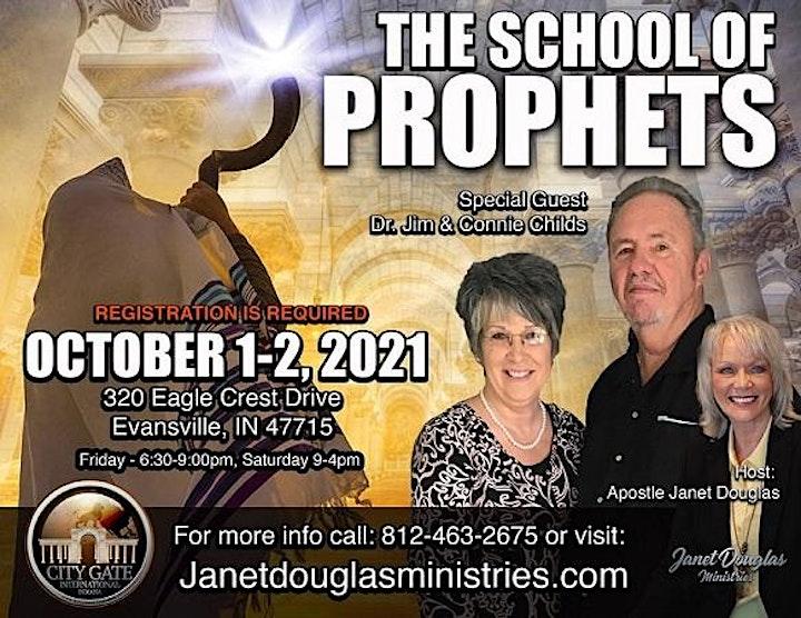 The School of Prophets image