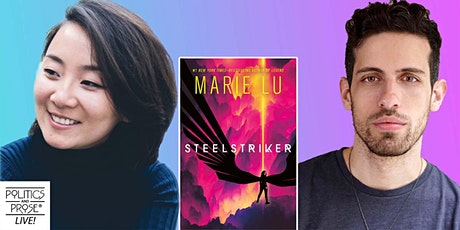 P&P Live! Marie Lu   STEELSTRIKER Launch Event with Adam Silvera tickets