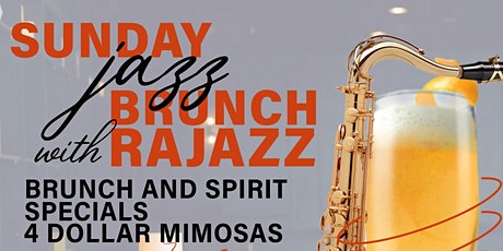NOIR SUNDAY JAZZ BRUNCH W/ RAJAZZ tickets