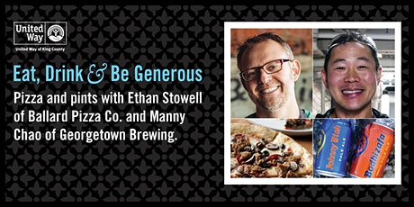 Pizza and Pints with Ballard Pizza Co. & Georgetown Brewing tickets