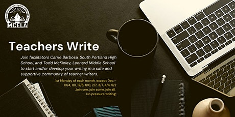 2021-22 Teacher Writing Series: Session 1 tickets