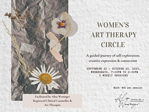 Women's Art Therapy Circle tickets