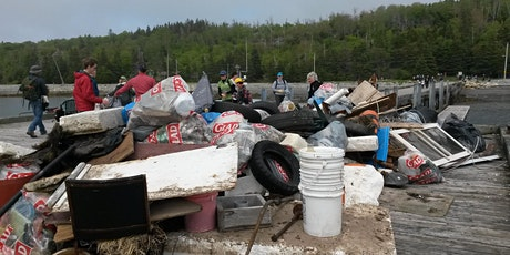 McNabs Island Beach Cleanup 2021 - leaving Eastern Passage Sep 19th  8:30am tickets