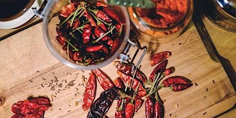Szechuan Classics: Vegetarian Style tickets