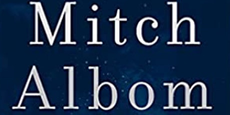 Mitch Albom at the Spring Lake Theatre! tickets