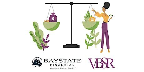 VBSR Webinar: Financial Literacy In The Workplace tickets