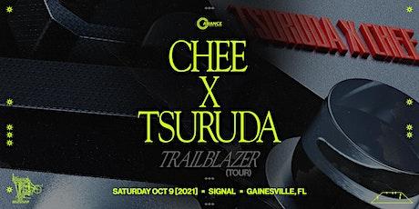 Alliance presents: Chee x Tsuruda - Gainesville, FL tickets