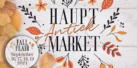 Haupt Antiek Market Fall Flair Vintage Sale tickets
