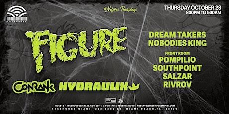 FIGURE @ Treehouse Miami tickets