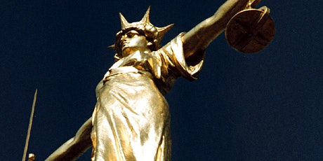 Crime & Punishment Webinar - An Insight into  England's Justice System tickets