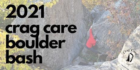 2021 Crag Care Boulder Bash tickets