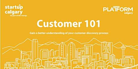 Startup Essentials: Customer 101 tickets