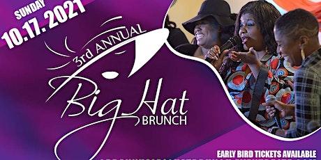 3rd Annual Big Hat Brunch tickets