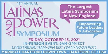 In-Person Latinas & Power Symposium 2021 tickets