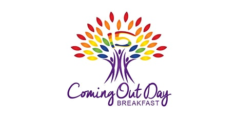 Virtual 15th Annual Coming Out Day Breakfast tickets