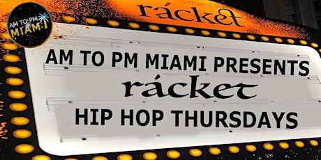 Thursday Hip Hop Nightclub Deal in Miami tickets
