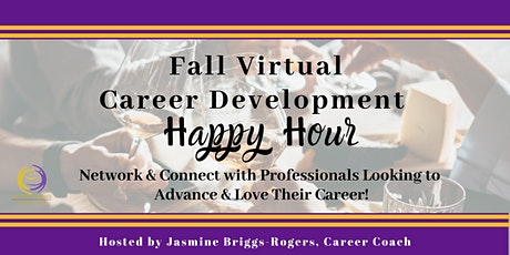 Fall Virtual Career Development Happy Hour tickets