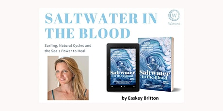 Book launch - Saltwater in the Blood by Easkey Britton tickets