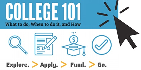 College 101- Explore tickets