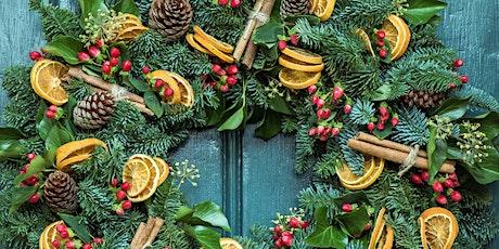 Fresh Christmas Wreath Workshop tickets