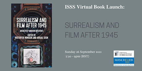 Autumn Book Launch: Surrealism and Film after 1945 tickets