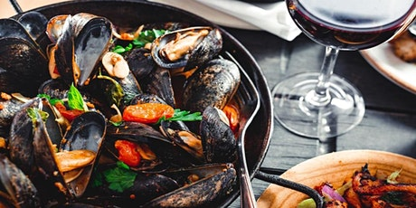 Seafood Made Simple tickets
