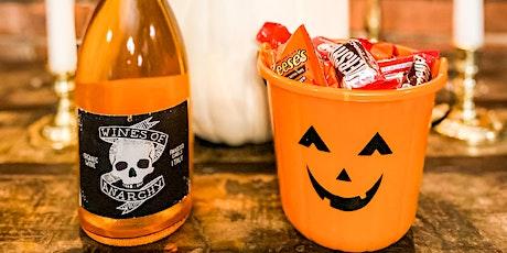 Flight School: Halloween Candy + Wine Pairings! tickets