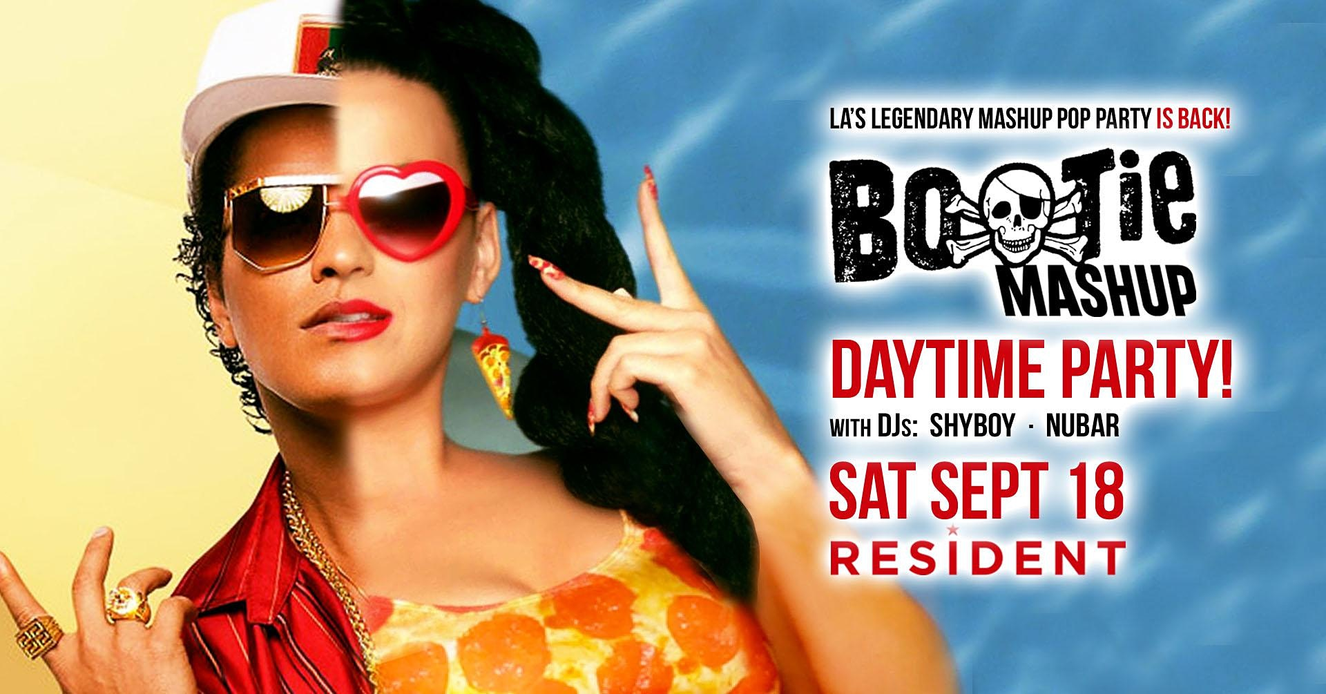 Bootie Mashup: Daytime Party!