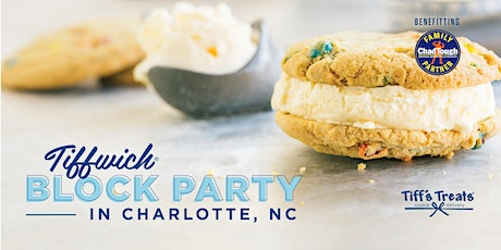 9/25 Charlotte Tiffwich Block Party hosted by Tiff's Treats tickets